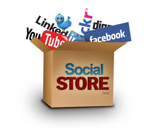 Social Store te ayuda, totalmente gratis, a meter a tu empresa en los medios sociales
