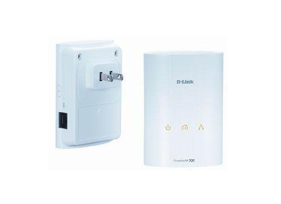 PowerLine D-Link 500AV, 500 Mbps 28