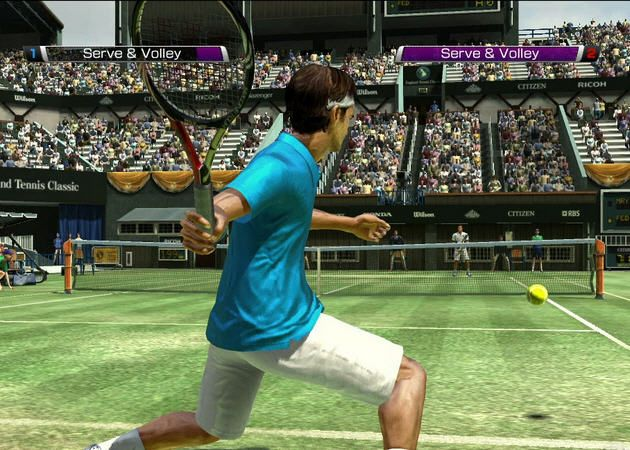 Virtua Tennis 4, el 29 de abril