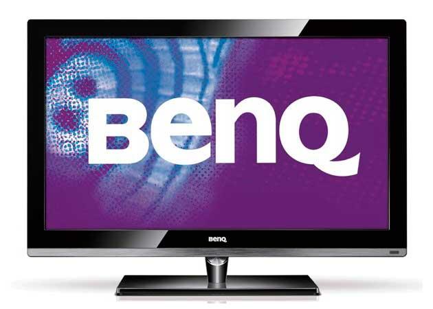 BenQ presenta sus nuevos televisores LED