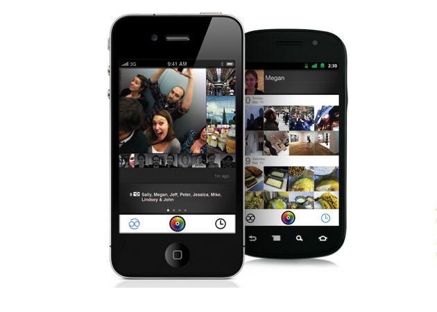 Color, la nueva red social para fotógrafos móviles