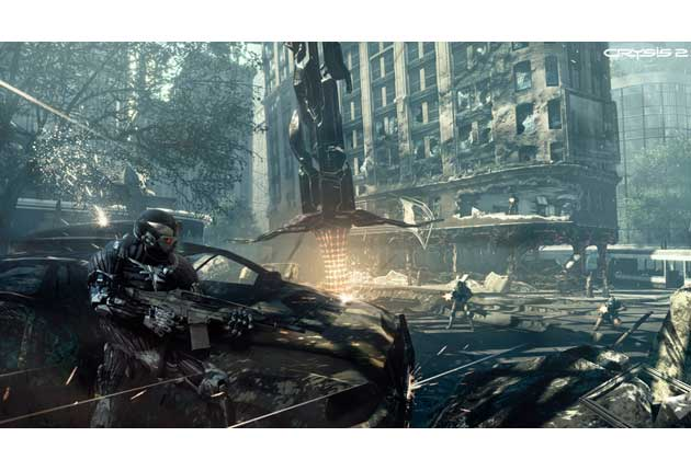Crysis 2, ya a la venta para PS3, Xbox 360 y PC