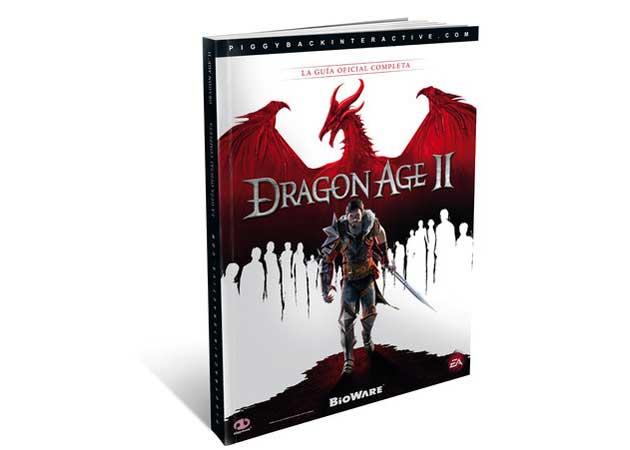 Guía oficial de Dragon Age 2, análisis en vídeo