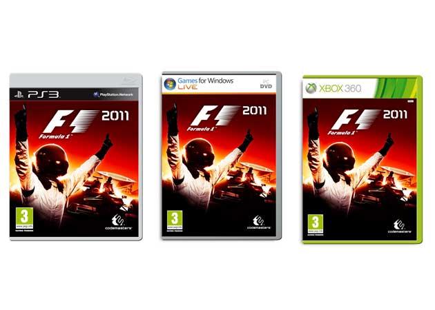 Codemaster confirma el lanzamiento de F1 2011