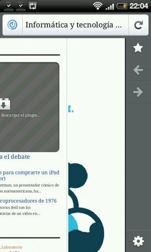 Firefox 4.0 llega a Android y Maemo 35