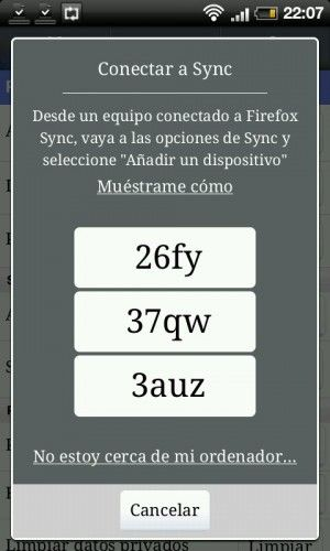 Firefox 4.0 llega a Android y Maemo 32