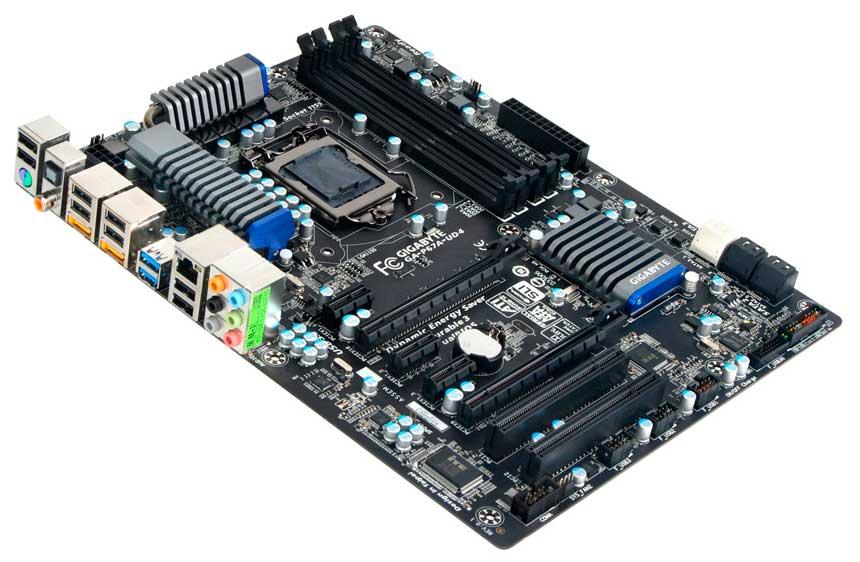 Gigabyte P67A-UD4, calidad y rendimiento a precio razonable 36