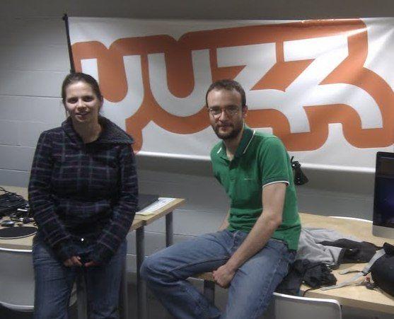 Guillem y Teresa yuzz barcelona Conocemos de cerca a los Yuzz de Barcelona