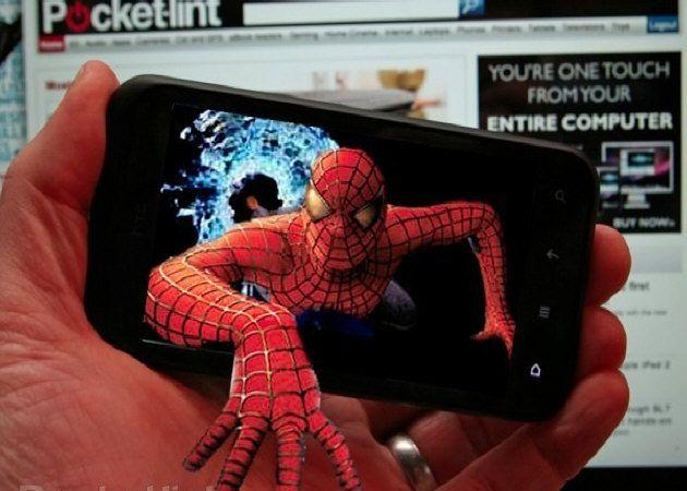 HTC EVO 3D extiende las tres dimensiones a los smartphones