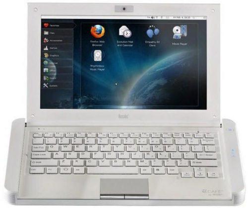 Netbook Hercules eCAFÉ con ARM y Linux 30