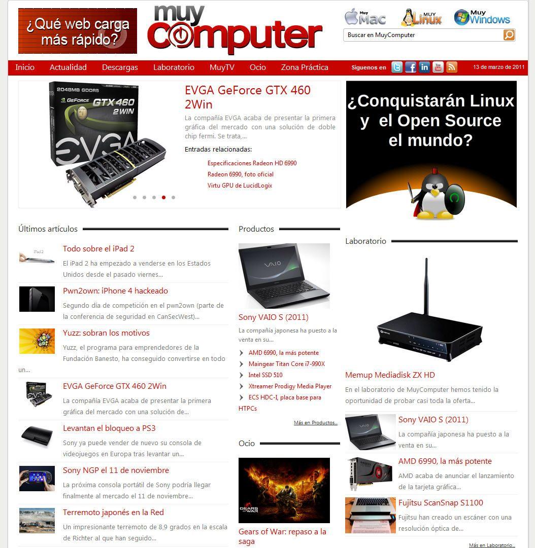 Bienvenidos a MuyComputer 2.0 31