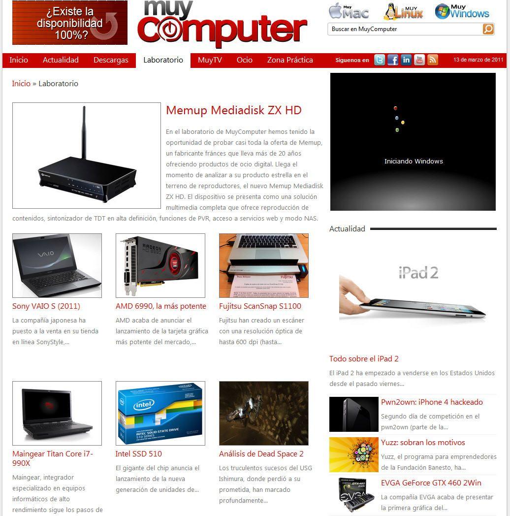 Bienvenidos a MuyComputer 2.0 33