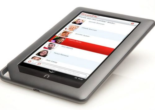 Nook Color recibe la actualización Android 2.2, gran alternativa a iPad