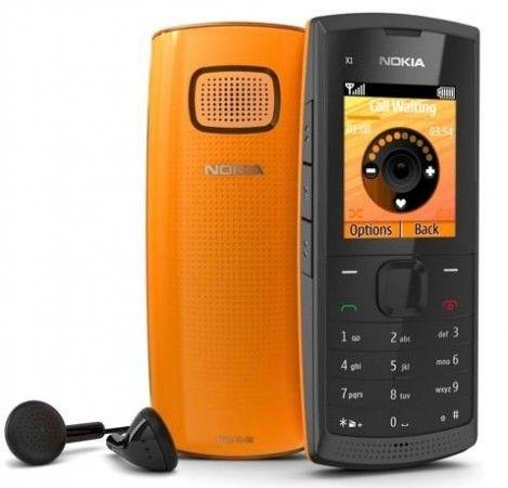 Nokia X1-00, móvil básico y económico