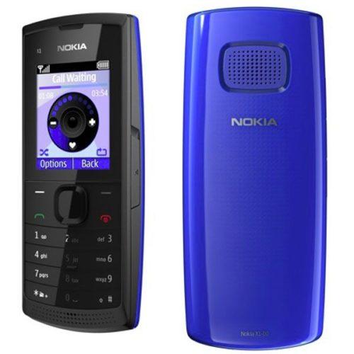 Nokia X1-00, móvil básico y económico 32