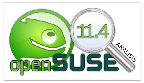 openSUSE 11.4: el análisis