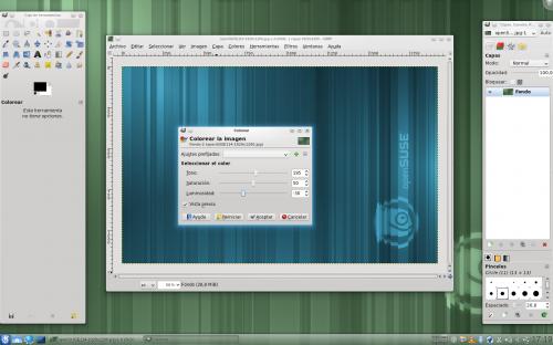 openSUSE 11.4: el análisis 31