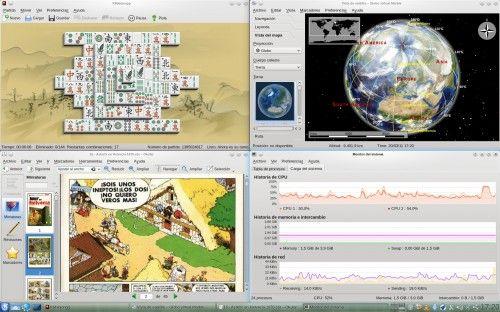 openSUSE 11.4: el análisis 33
