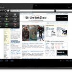 Overview [Opera Mobile, Android, Tablet]