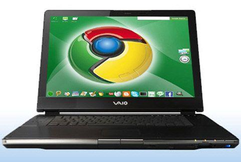 Sony prepara un VAIO con Chrome OS