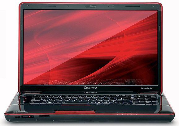 Qosmio X500, Toshiba renueva su 'portátil' de 18,4 pulgadas