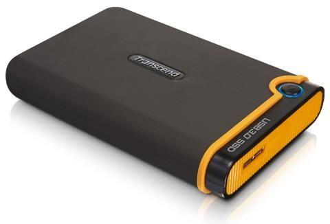 SSD externa USB 3.0 de Transcend a la venta en Europa