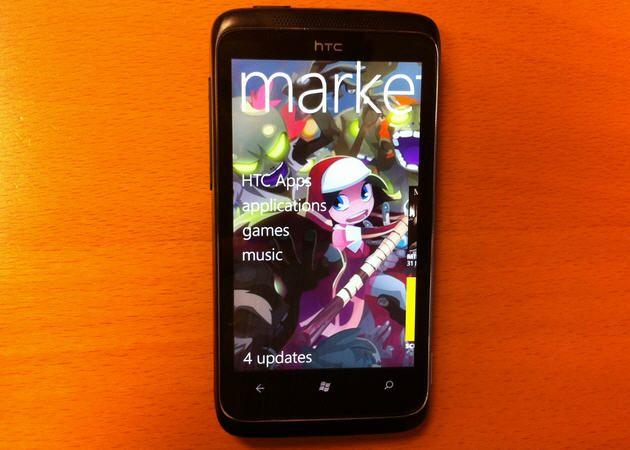 10.000 aplicaciones en Windows Phone 7 Marketplace