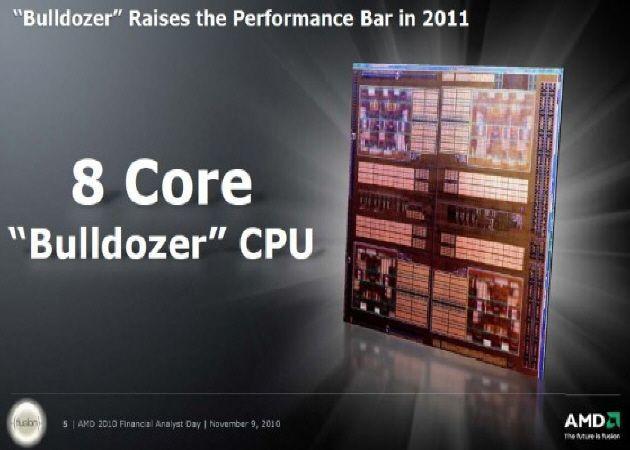 AMD Bulldozer, el primer 8 núcleos para consumo