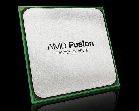 Nuevos APU AMD Llano con gráfica más potente, Radeon HD 6550