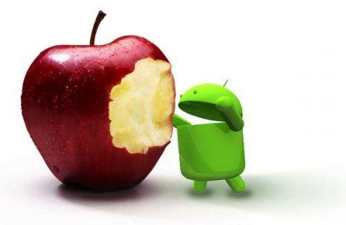 Android 2.3 navega un 52% más rápido que iOS 4.3