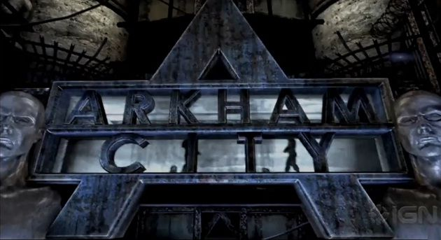 Tráiler de Batman: Arkham City