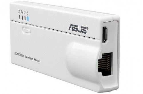 Pequeño y versátil router 3G ASUS WL-330N3G