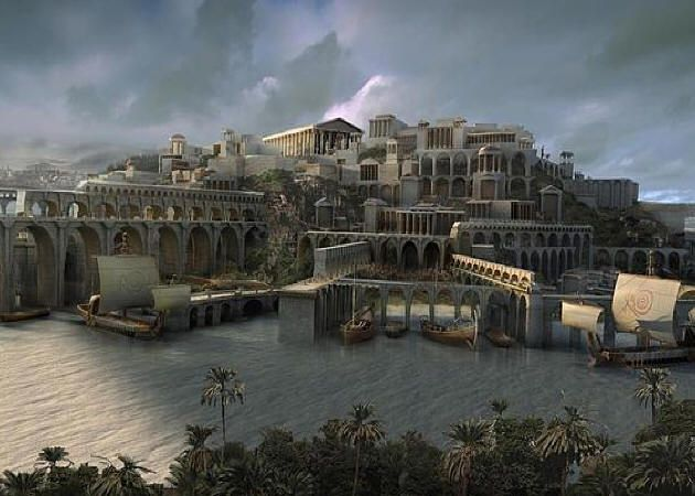 La Atlántida estaba en Cádiz, según National Geographic