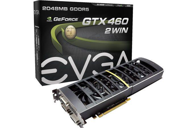 EVGA GeForce GTX 460 2Win 29