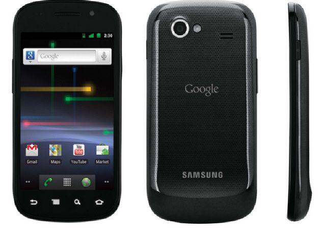 Google Nexus S disponible en España (Actualizada)