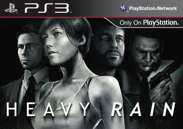 Mass Effect 2 y Heavy Rain triunfan en los 'oscar' de los videojuegos 31