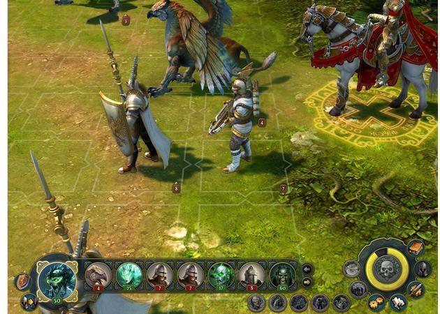 Heroes VI, Gameplay