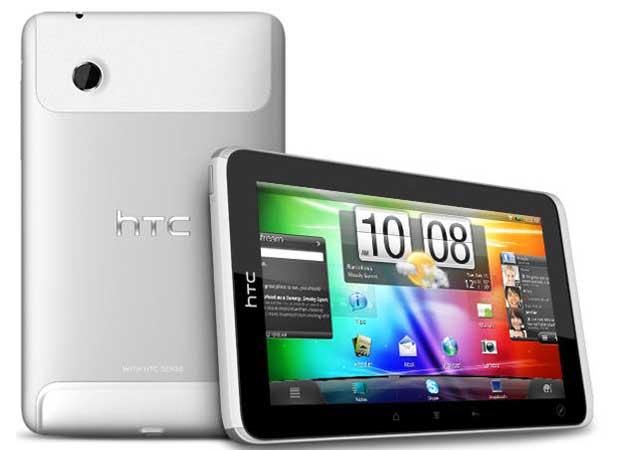 El HTC Flyter en vídeo: así es el nuevo tablet de HTC
