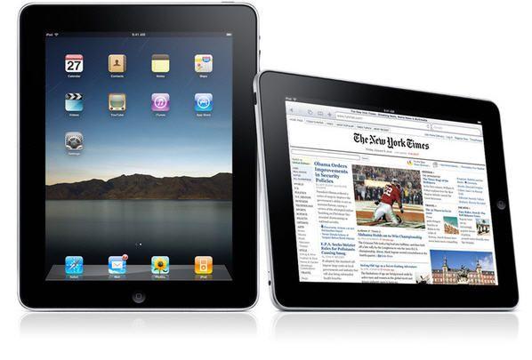 iOS 4.3 iPad