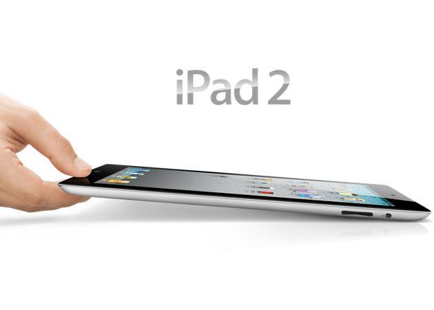 Todo sobre el iPad 2