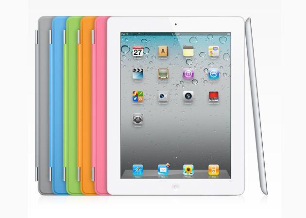 El iPad 2, agotado, muchos nuevos usuarios
