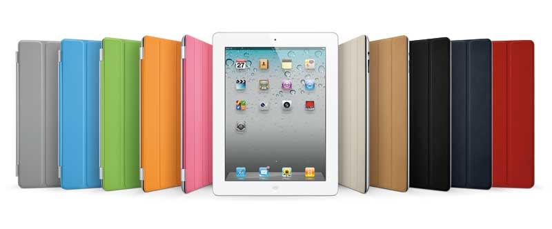 Listado de precios del iPad 2 en España