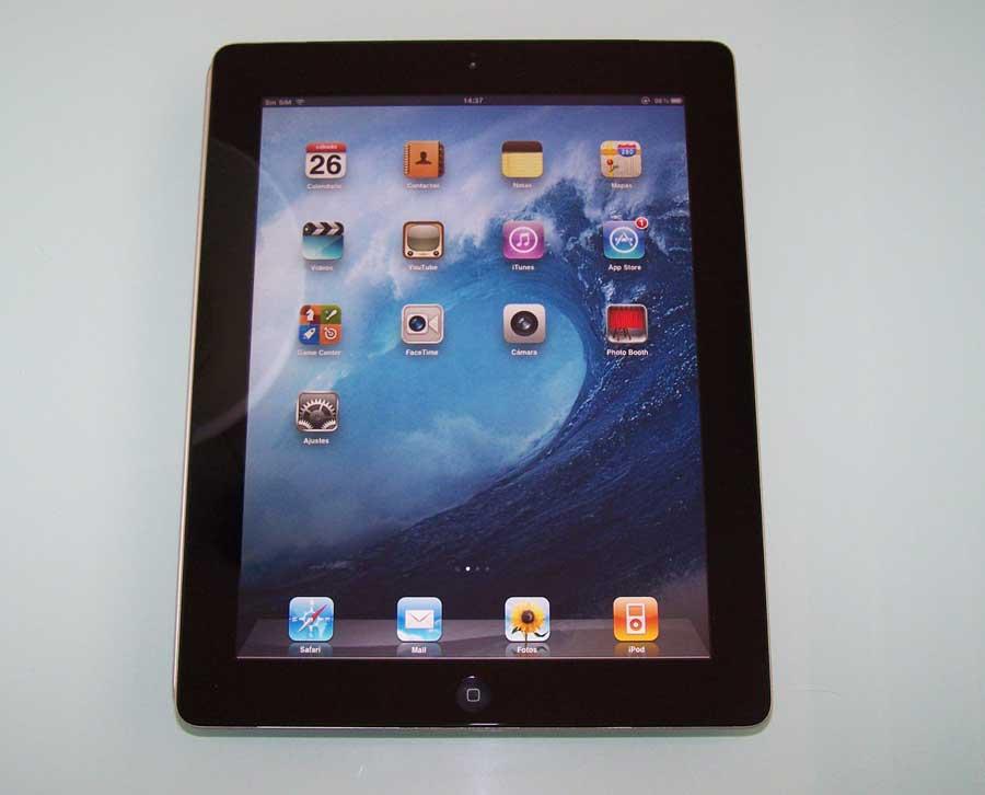 Analizamos el iPad 2 WiFi + 3G de 64 Gbytes