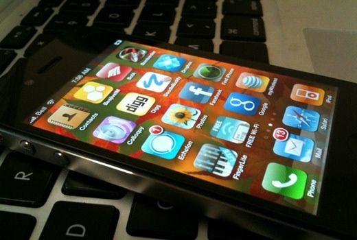 El iPhone 5 romperá con todo y sera... invisible (humor)