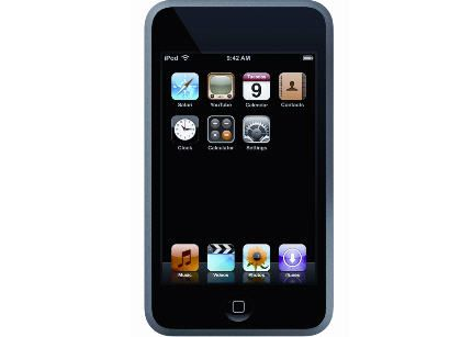 iOS 4.3 iPod touch 4G