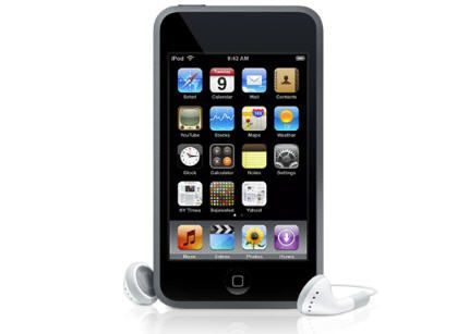 iOS 4.3 iPod Touch 3G 31