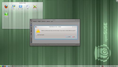 openSUSE 11.4: el análisis 36