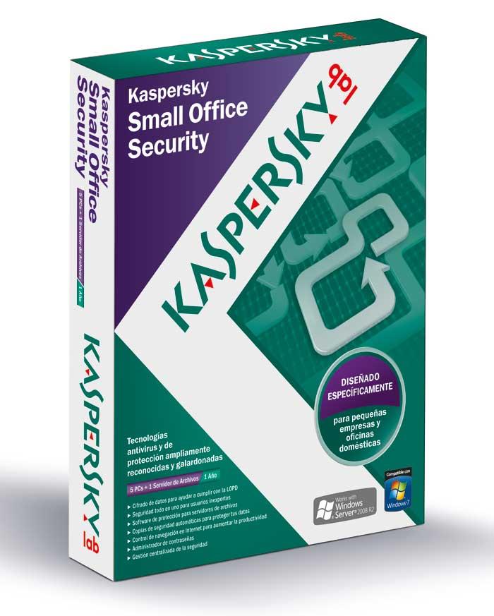 Kaspersky Small Office Security, para pymes de menos de 10 empleados