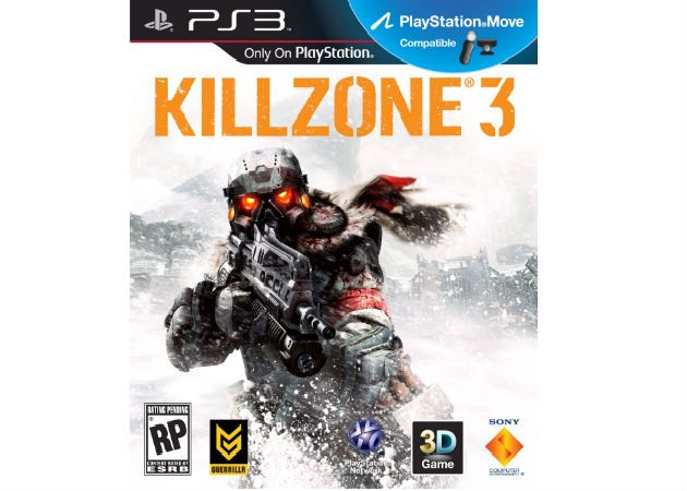 Regalamos un Killzone 3 para PlayStation 3