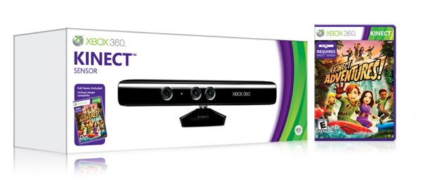 Kinect arrasa frente a PlayStation Move